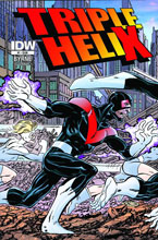 Image: Triple Helix #1 - IDW Publishing