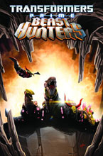 Image: Transformers Prime: Beast Hunters Vol. 01 SC  - IDW Publishing