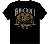 Image: Walking Dead All-Out War: Kingdom Womens T-Shirt  (L) - Image Comics