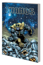 Image: Thanos: Redemption SC  - Marvel Comics