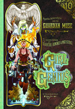 Image: Girl Genius Vol. 10: Agatha Heterodyne and the Guardian Muse SC  - Airship Entertainment