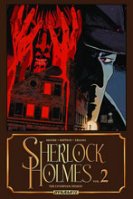 Image: Sherlock Holmes Vol. 02: The Liverpool Demon SC  - Dynamite