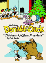Image: Walt Disney's Donald Duck: Christmas on Bear Mountain HC  - Fantagraphics Books