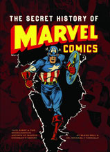 Image: Secret History of Marvel Comics HC  - Fantagraphics Books