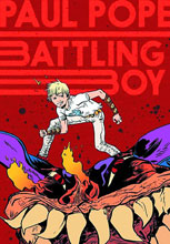 Image: Battling Boy Vol. 01 SC  - First Second (:01)
