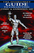 Image: Overstreet Guide to Collecting Comic & Animation Art SC  - Gemstone Publishing