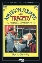 Image: Treasury of 20th Century Murder: The Madison Square Tragedy HC  - NBM