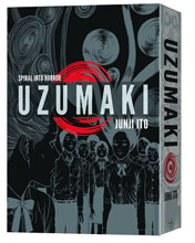 Image: Uzumaki Deluxe Edition HC  - Viz Media LLC