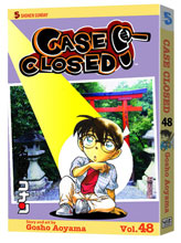 Image: Case Closed Vol. 48 SC  - Viz Media LLC