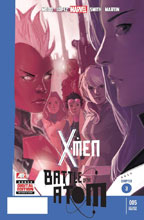 Image: X-Men #5 (variant 2nd printing cover - Phil Noto) - Marvel Comics