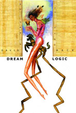 Image: Dream Logic HC  - Dark Horse Comics