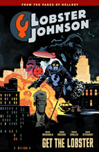 Image: Lobster Johnson Vol. 04: Get the Lobster SC  - Dark Horse Comics