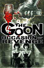 Image: Goon: Occasion of Revenge #4 - Dark Horse Comics