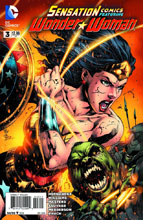 Image: Sensation Comics Featuring Wonder Woman #3 - DC Comics