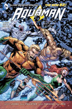 Image: Aquaman Vol. 04: Death of a King SC  (N52) - DC Comics