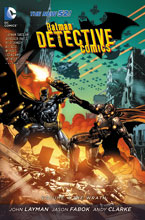 Image: Batman - Detective Comics Vol. 04: The Wrath SC  - DC Comics