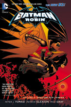 Image: Batman & Robin Vol. 04: Requiem for Damon SC  (N52) - DC Comics