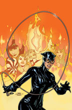 Image: Catwoman Vol. 05: Race of Thieves SC  (N52) - DC Comics
