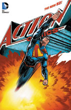 Image: Superman - Action Comics Vol. 05: What Lies Beneath HC  (N52) - DC Comics