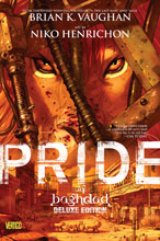 Image: Pride of Baghdad: The Deluxe Edition HC  - DC Comics - Vertigo