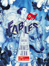 Image: Fables Covers: Complete Covers by James Jean HC  (new edition) - DC Comics - Vertigo