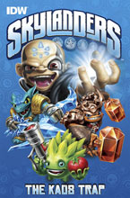 Image: Skylanders: The Kaos Trap HC  - IDW Publishing