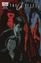 Image: X-Files: Season 10 #17 - IDW Publishing