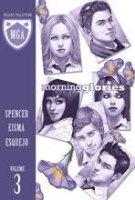 Image: Morning Glories Deluxe Edition Vol. 03 HC  - Image Comics