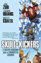 Image: Skullkickers Vol. 05: Dozen Cousins & A Crumpled Crown SC  - Image Comics