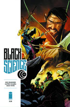 Image: Black Science #10 - Image Comics