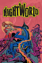 Image: Nightworld #3 - Image Comics