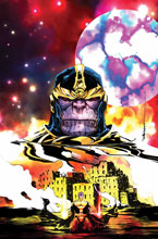 Image: Thanos: A God Up There Listening #1 - Marvel Comics