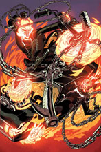 Image: All-New Ghost Rider #8 - Marvel Comics