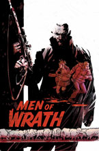 Image: Men of Wrath #1 - Marvel Comics - Icon