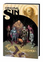 Image: Original Sin HC  - Marvel Comics