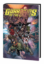 Image: Guardians of the Galaxy Vol. 03: Guardians Disassembled HC  - Marvel Comics