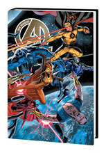 Image: New Avengers Vol. 04: A Perfect World HC  - Marvel Comics