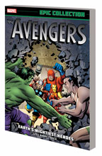 Image: Avengers Epic Collection: Earth's Mightiest Heroes SC  - Marvel Comics