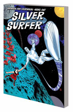 Image: Silver Surfer Vol. 01: New Dawn SC  - Marvel Comics