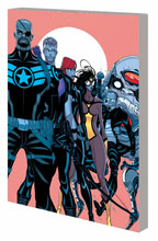 Image: Secret Avengers Vol. 01: Let's Have a Problem SC  - Marvel Comics