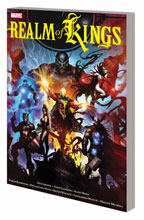 Image: Realm of Kings SC  - Marvel Comics