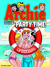 Image: Archie Comics Spectacular: Party Time! SC  - Archie Comic Publications