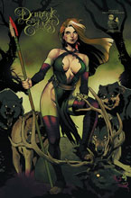 Image: Damsels in Excess #4 (variant incentive cover) (10-copy) - Aspen MLT Inc