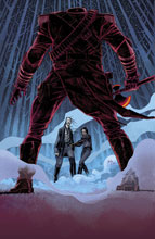 Image: Sleepy Hollow #1 (variant incentive cover - Coelho) (15-copy) - Boom! Studios