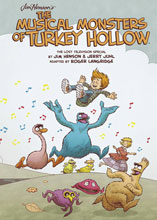Image: Musical Monsters of Turkey Hollow HC  - Boom! Studios