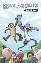 Image: Regular Show Vol. 02 SC  - Boom! Studios