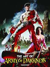 Image: Art of Army of Darkness HC  - Dynamite