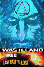 Image: Wasteland Vol. 10: Last Exit for the Lost SC  - Oni Press Inc.
