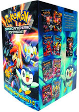 Image: Pokemon Adventures: Diamond Pearl / Platinum Box Set GN  - Perfect Square