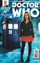 Image: Doctor Who: 12th Doctor #2 (variant incentive cover - Clara Photo) (10-copy) - Titan Comics